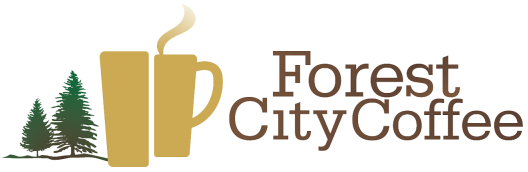 Forest City Coffee Retina Logo