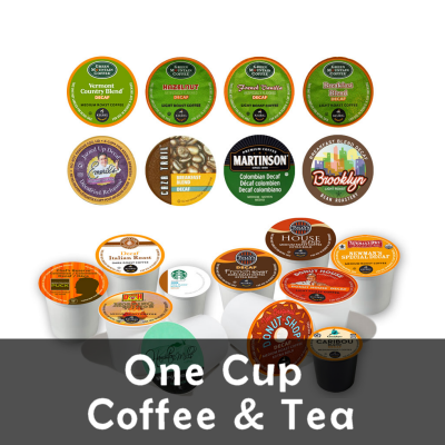 One Cup Coffee & Tea